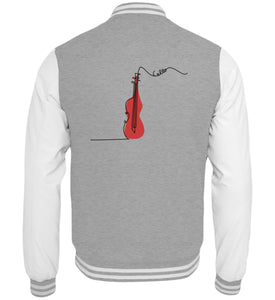 Cello College-Jacke