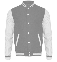 Klarinette One-Line College-Jacke