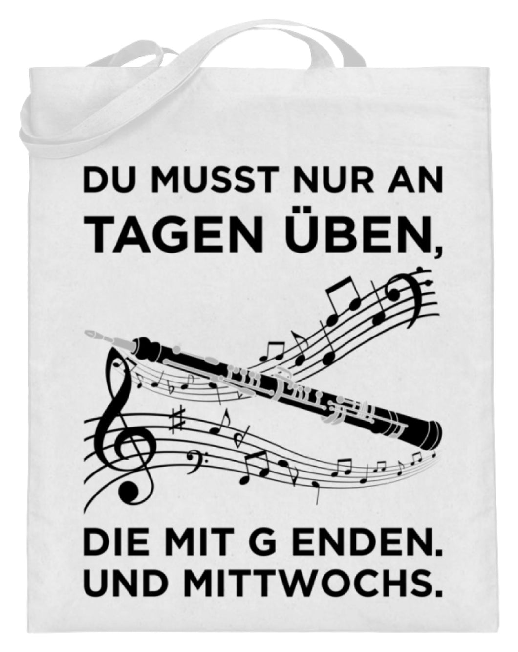 Notentasche Oboe