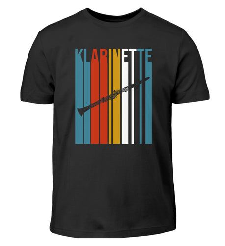 Klarinette Kinder T-Shirt