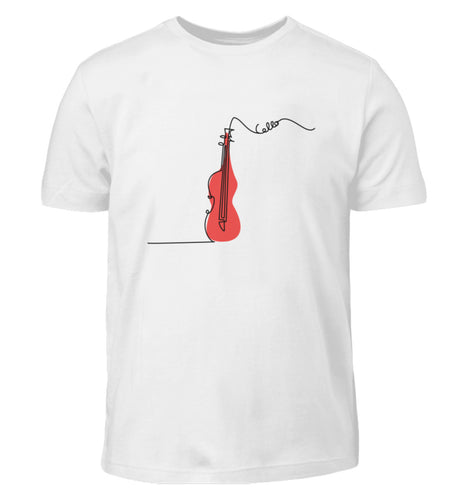 Cello Kinder T-Shirt