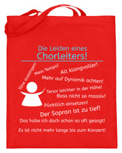Notentasche Chorleiter