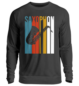 Saxophon Pullover