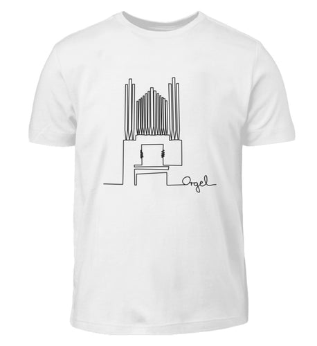 Orgel Kinder T-Shirt