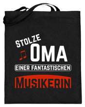 Notentasche musikalische Oma