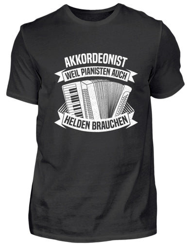 Akkordeon T-Shirt