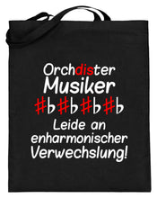 Notentasche Musiker