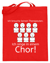 Musiker Notentasche Chor