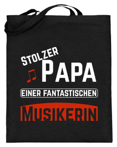 Notentasche musikalischer Papa