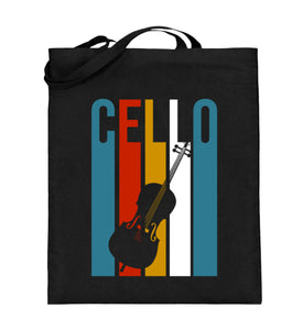 Cello Notentasche