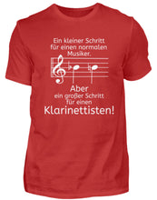 Lustiges Klarinetten T-Shirt