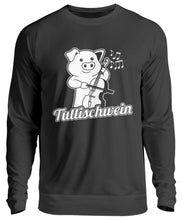 Tuttischwein Cello Pullover