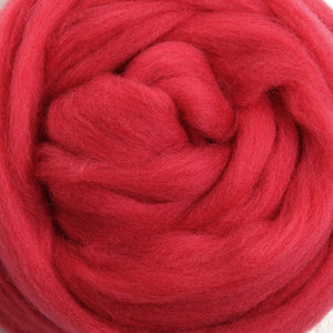 Merino Top (22 Micron) Strawberry