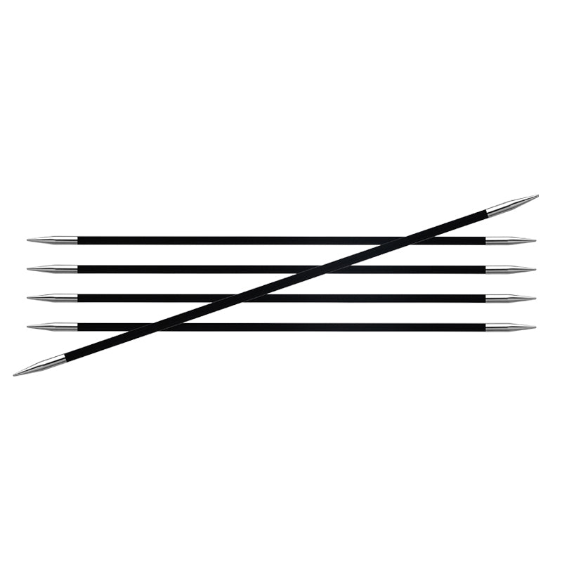 Knitter's Pride Karbonz - Double Pointed Needle (8