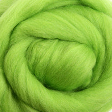 Merino Top (22 Micron) Lime