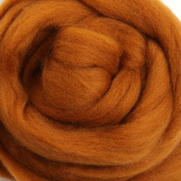 Merino Top (22 Micron) Toffee
