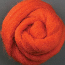 Merino Top (22 Micron) Pumpkin Pie