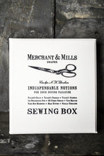 Load image into Gallery viewer, Merchant & Mills Sewing Box