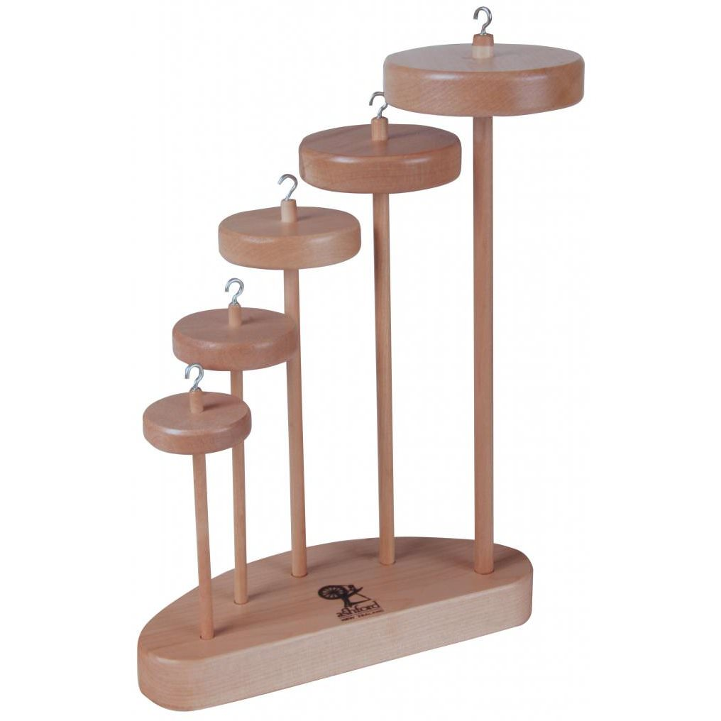 Drop Spindle Collection