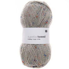 Load image into Gallery viewer, Superba Tweed - 4 ply