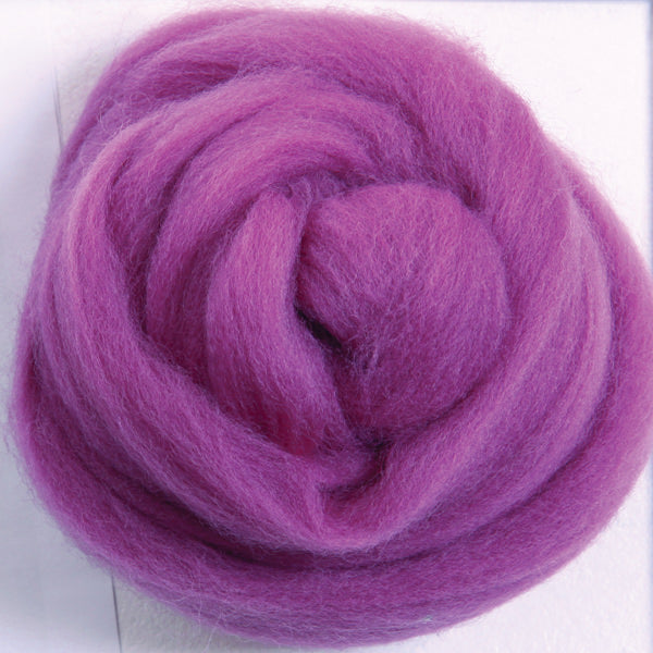 Merino Top (22 Micron) Orchid
