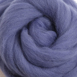 Merino Top (22 Micron) Blueberry Pie