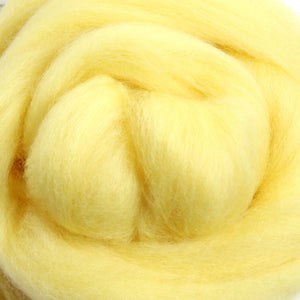 Merino Top (22 Micron) Lemon