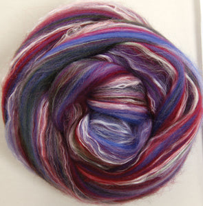 Silk/Merino Scarf Kits Gemstone