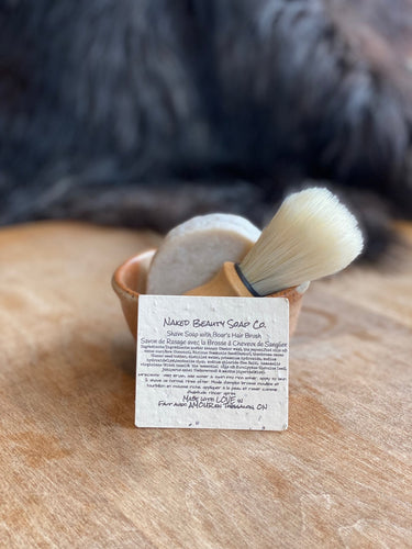 Naked Beauty Soap Co. Shave Kit