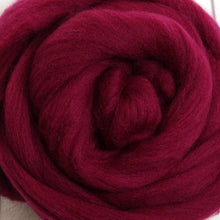 Load image into Gallery viewer, Merino Top (22 Micron) Raspberry