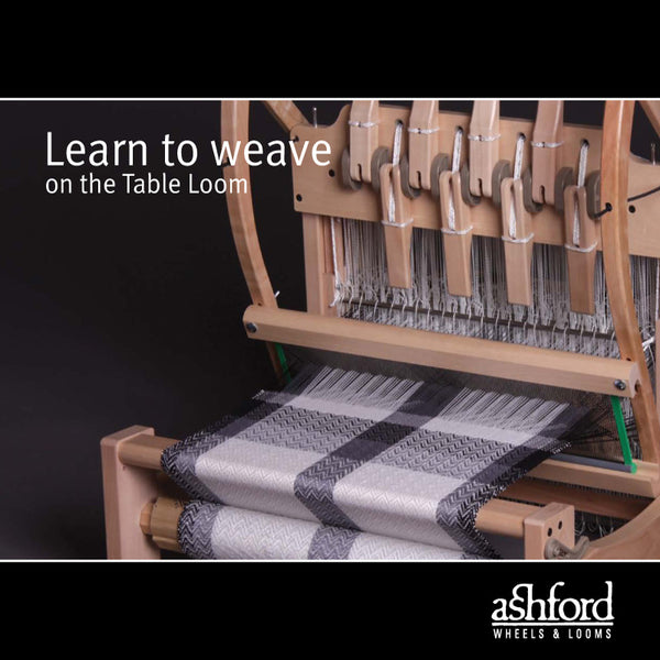 Learn to Weave on the Table Loom Booklet