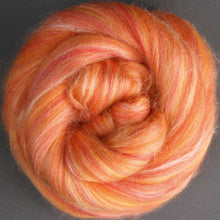 Load image into Gallery viewer, Silk/Merino Scarf Kits Saffron