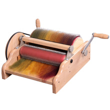 Load image into Gallery viewer, Wide Drum Carder 72 Ppsi Cloth