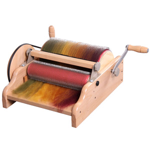 Wide Drum Carder 72 Ppsi Cloth
