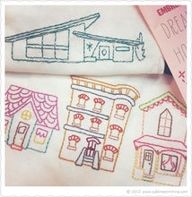 Load image into Gallery viewer, Embroidery Patterns - Small Pack - DREAM HOMES - Sublime Stitching