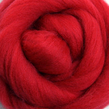 Load image into Gallery viewer, Merino Top (22 Micron) Scarlet