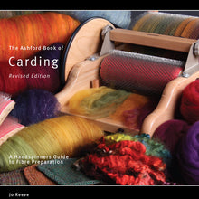 Load image into Gallery viewer, Ashford Book of Carding - Jo Reeve