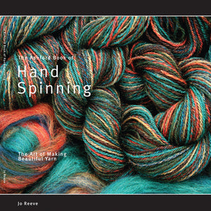 Ashford Book of Hand Spinning - Jo Reeve