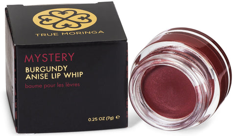 MYSTERY (BURGUNDY ANISE LIP WHIP) 0.25 OZ