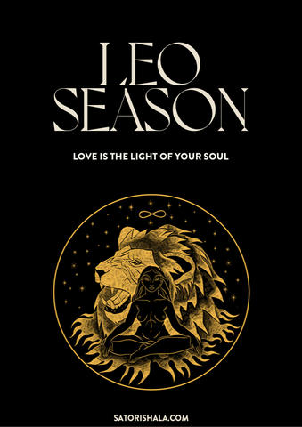 Leo Season: Lunar Journal and Guidebook