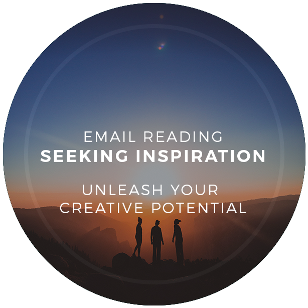 Email reading - Seeking Inspiration