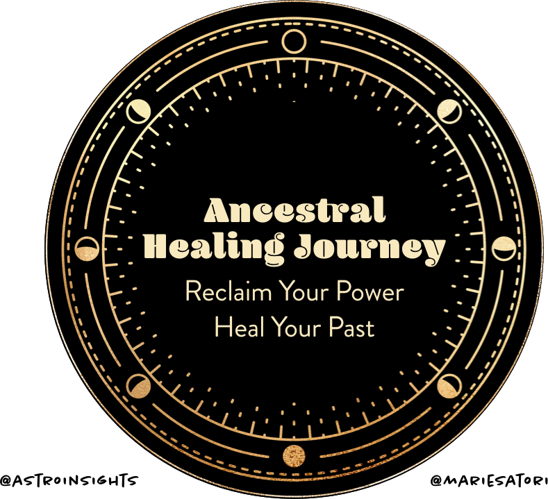 Ancestral Healing Journey: Reclaim your power heal your past