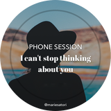 Phone - Why can't I stop thinking about you?