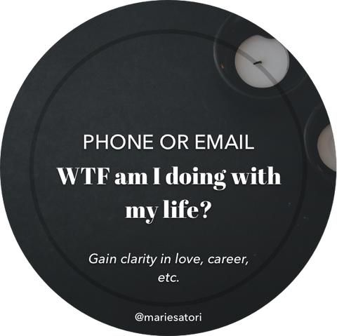 Email - WTF am I doing with my life?