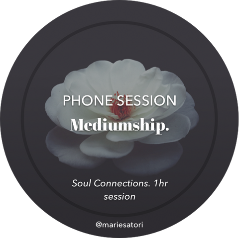 Mediumship - Soul Connections