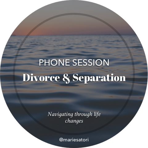 Divorce & Separation - Phone Session