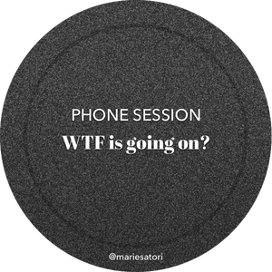 WTF - Phone Session