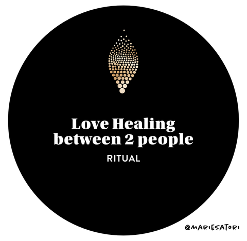 Love healing between two people & Blessing Ritual