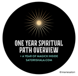 2020 - 2021 One Year Spiritual Path Overview