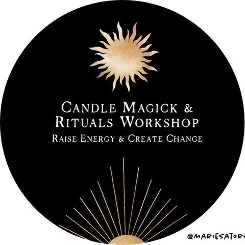 Candle Magick & Rituals Workshop